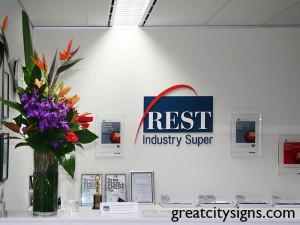 3D-Painted-Acrylic-reception-sign-signage-sydney